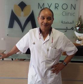 Docteur Tahar Djemal: chirurgien esthétique en Tunisie qualifié